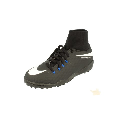 Nike Junior Hypervonomx Phelon 3 Df Tf Football Boots 917775 Soccer Cleats