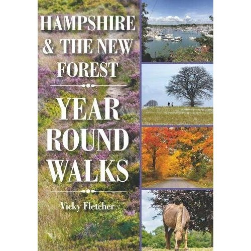 Hampshire & The New Forest Year Round Walks