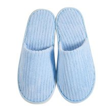 10 Pairs Non-slip Hotel / Travel / Home Disposable Slippers - A12
