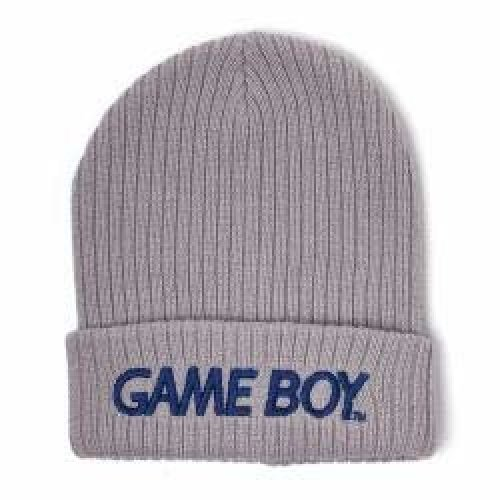 7ba1975068248 Nintendo KC085754NTN - Gameboy Logo Embroidered Rollup Beanie