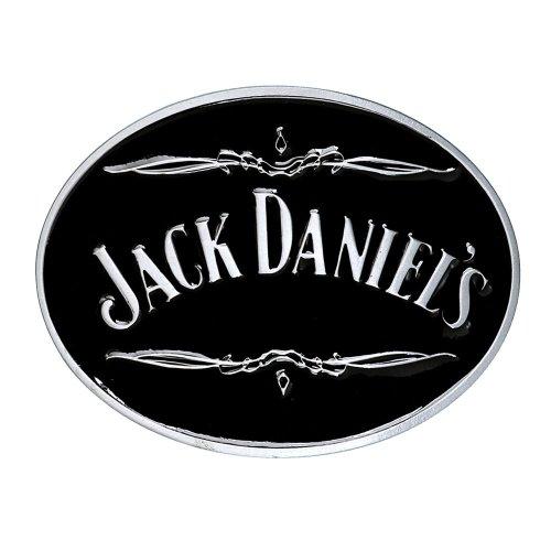 Jack Daniels Oval Belt Buckle