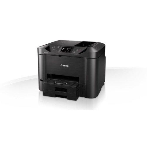 Canon Maxify Mb5455 600 X 1200dpi Inkjet A4 24ppm Wi-fi Black Multifunctional