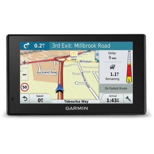 "Garmin DriveSmart 51 LMT-S│5"" GPS Sat Nav│Lifetime UK/IRE Maps+Traffic"