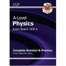 New A-level Physics: Ocr a Year 1 & 2 Complete Revision & Practice with Online Edition