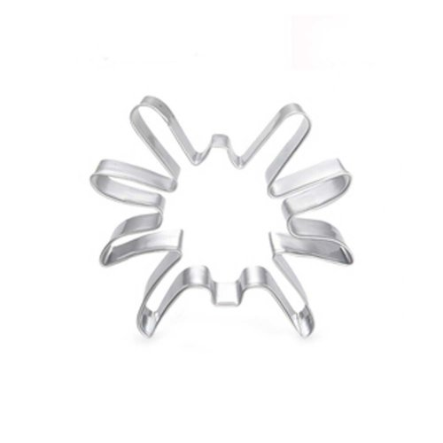 Spider Shape DIY Stainless Steel Baking Mold Cookies Cut