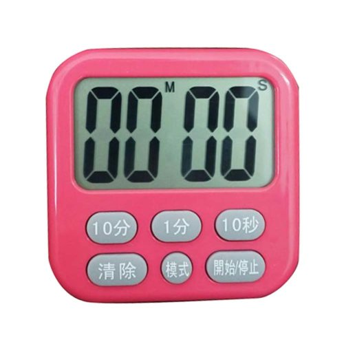 Kitchen/Student-specific Timer,Countdown Timer Stopwatch,Automatic Reset,E1