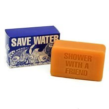Save Water Soap, 9 oz / 250 grams by Kalastyle (Single Bar)