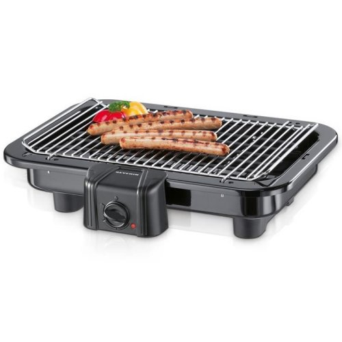 Severin PG2790 Electric In-Door Barbecue Grill 2500W