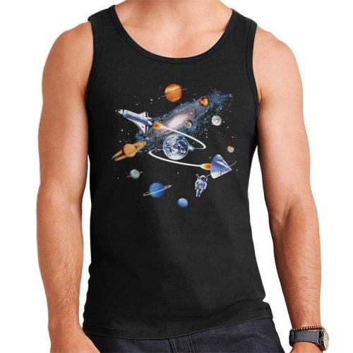 Final Frontier Space Men's Vest