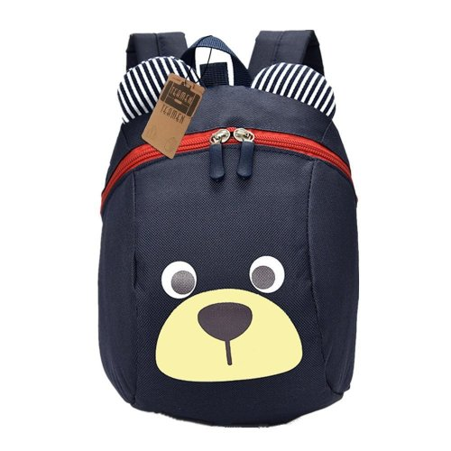 d5affa008251 Teamen Children's Backpack School bags Anti lost with Harness and Reins for Kids  Toddler Baby Boy Girl 1 to 3 yeards old (Dark blue) on OnBuy