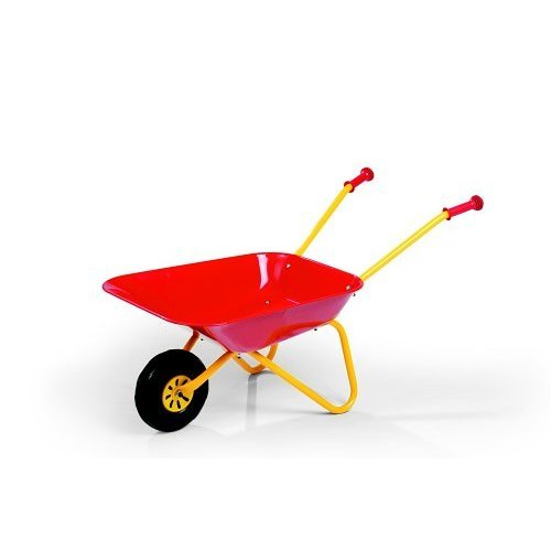 Rolly Toys 270804 Franz Cutter Metal Wheelbarrow
