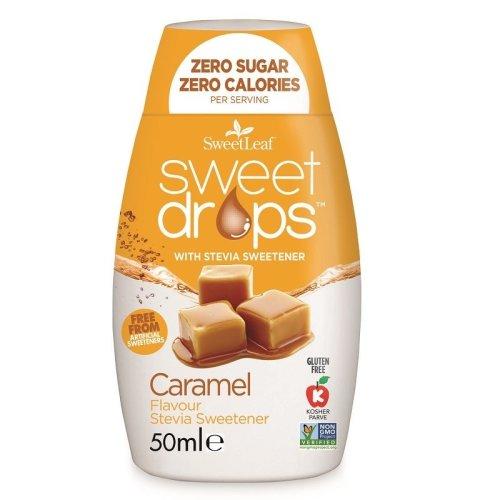 Sweetleaf Sweet Drops Caramel - 50ml