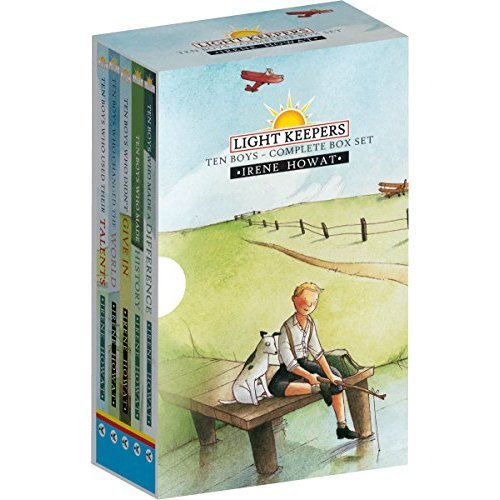 Lightkeepers Boys Box Set: Ten Boys: Boys Complete Box Set