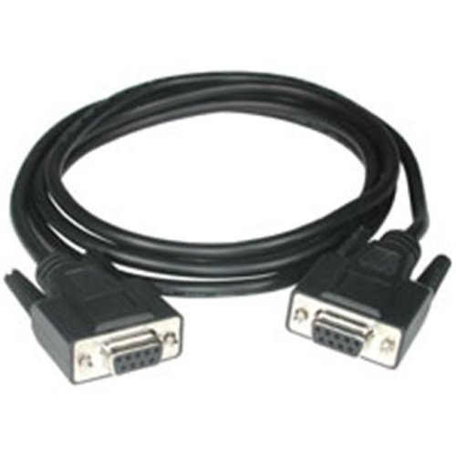 Cables To Go 52037 15ft DB9 F-F CABLE BLACK