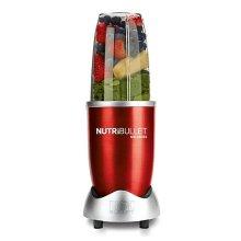 NutriBullet NBLRD8 Smoothie Maker Blender 600W 690ml Cup Red