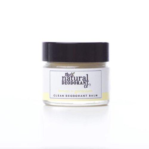 TNDC Clean Deodorant Balm Lemon / Geranium 20g