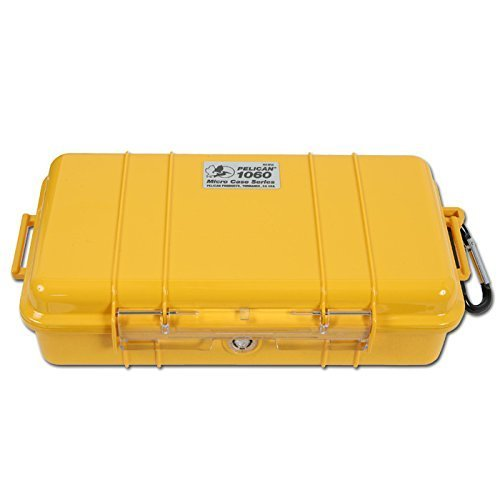 PELICAN 1030025240 1030 MICRO CASE (YELLOW)