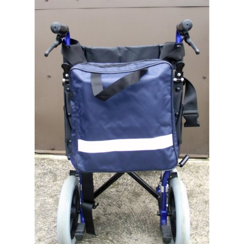 Wheelchair Bag Set - Shopping bag and under seat bag to fit wheelchairs