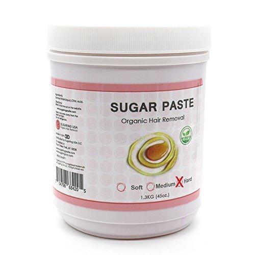 Sugaring Paste 45 OZ for toughest hair - Bikini, Brazilian, Underarms