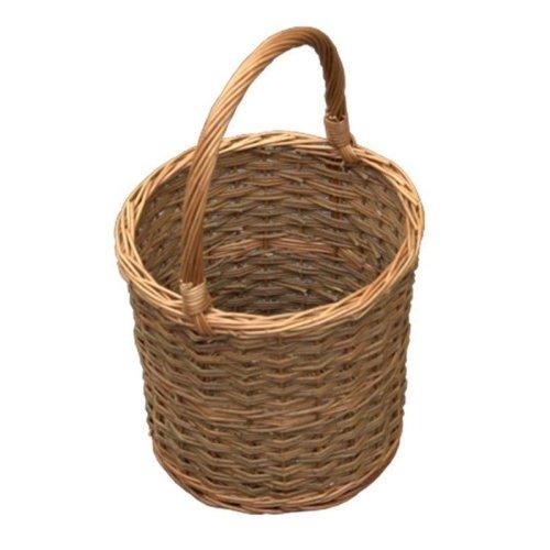 Yorkshire Barrel Shopping Basket