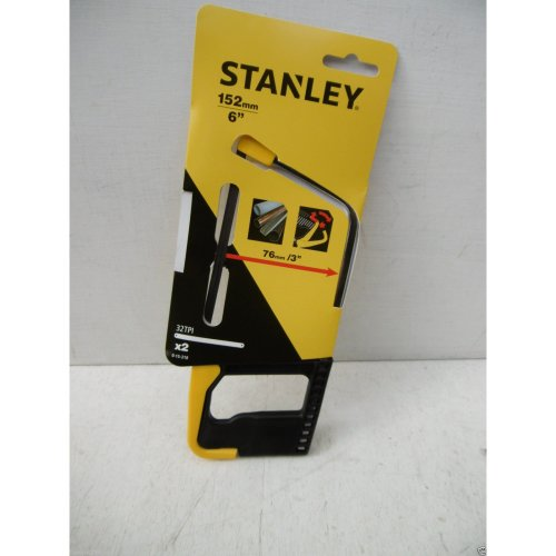 Stanley Junior Hacksaw 0 15 218