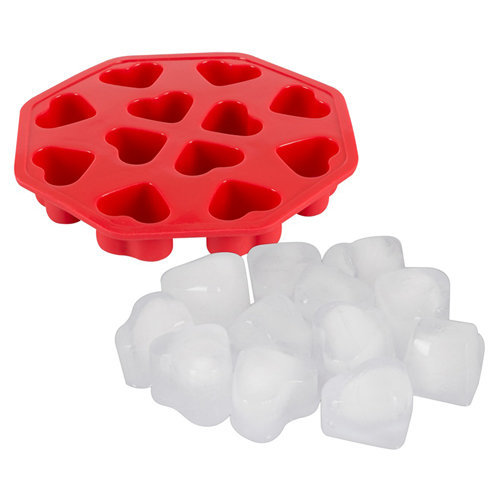 Ice Cube Mould Heart  Miscellaneous Erotica from the kitchen - You2Toys