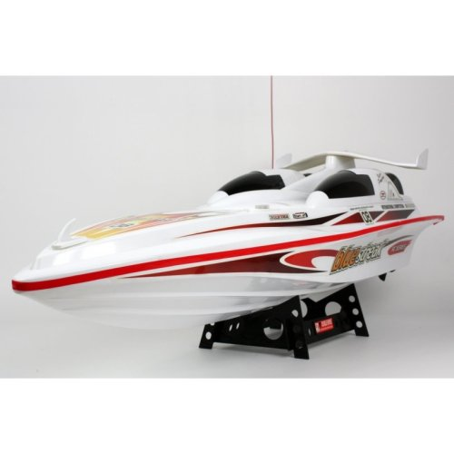 Syma Radio Controlled High Speed Racing Boat 7008 Model Toy Kit