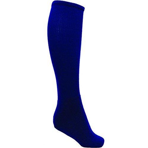 Vizari League Sports Sock, Navy, Adult