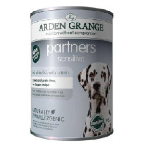 Arden Grange Partners Sensitive, 6 x 395g