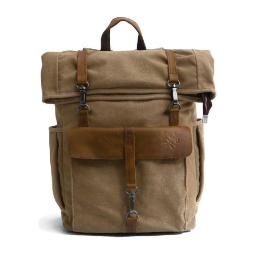 3b0b9b2c0e9 KOVERED Tay Rollover Backpack - Tan