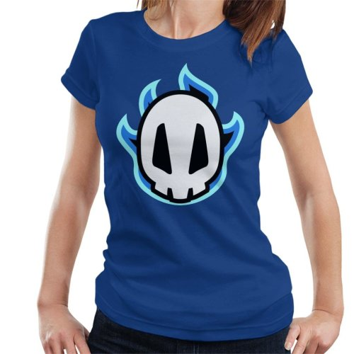 Bleach Skull Chibi Women's T-Shirt