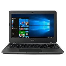 Acer Travelmate B117-M 11.5-Inch HD/LCD Notebook - (Black) (Intel N3710, 4 GB RAM, 128 GB SDD, Windows 10)