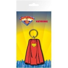 Superman Cape Keyring