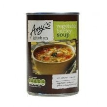Amys - Org Vegetable Barley Soup 400g
