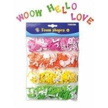 Pbx2470162 - Playbox - Foam Letters - 400 Pcs