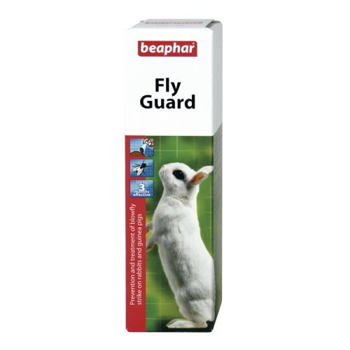 Beaphar Rabbit Fly Guard 3 Month Protection 75ml (Pack of 3)
