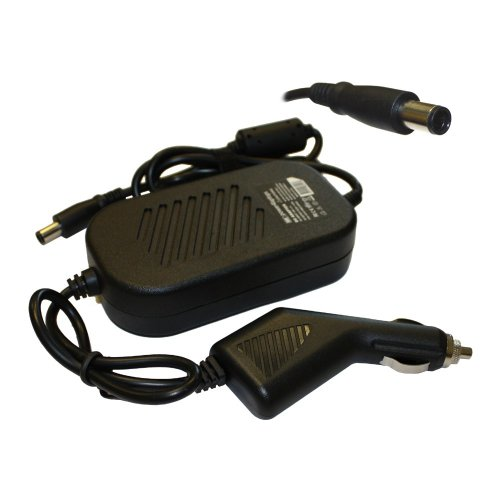 HP EliteBook 8770w Compatible Laptop Power DC Adapter Car Charger