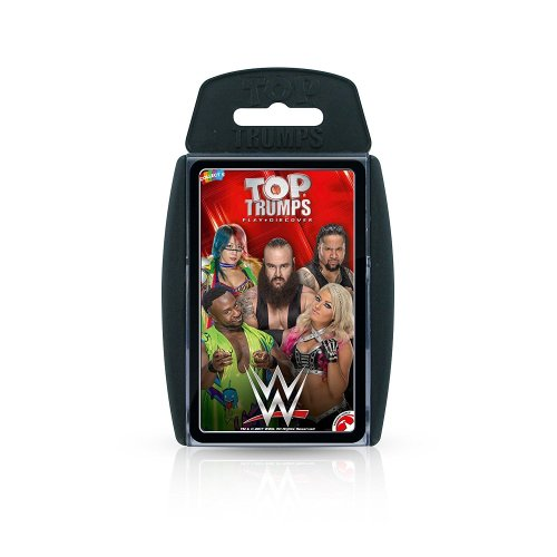 WWE Top Trumps Card Game 2018 Edition