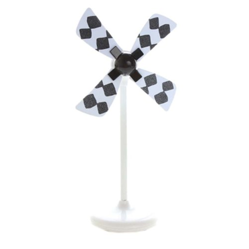 Creative Fans Mini Electric Fan Summer Fans for Home/Office/Dormitory, B
