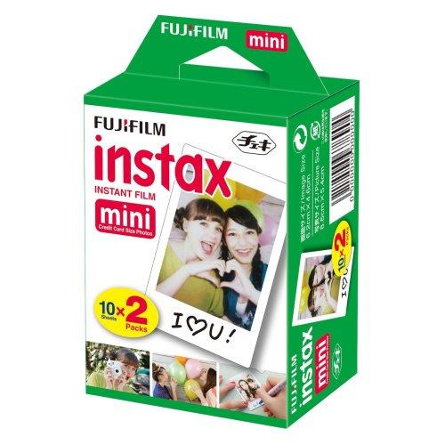 Fujifilm 16386016 20pc(s) 54 x 86mm instant picture film