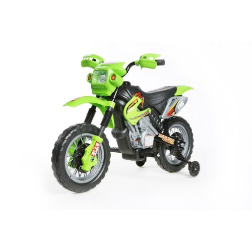 6V KIDS ELECTRIC MOTORBIKE/CROSS SCAMBLER ELECTRIC RIDE ON KEYNI