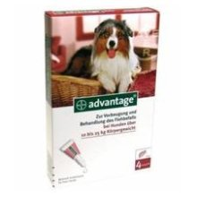 Bayer Advantage 250 (for dogs 10 - 25 kg)