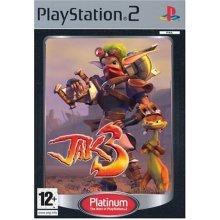 Jak 3 - Jak 3: Platinum (PS2)
