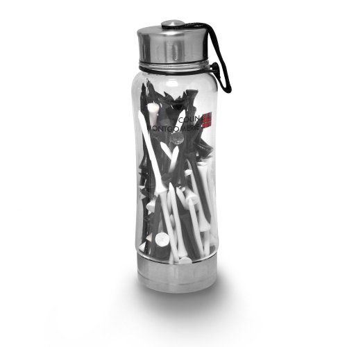 Water Bottle And Tees Set