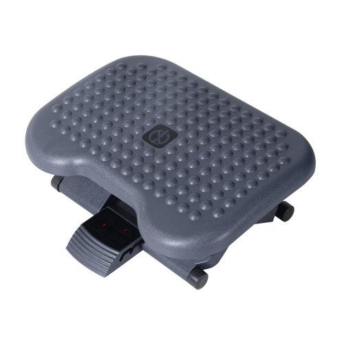 Homcom Adjustable Footrest | Office Footrest