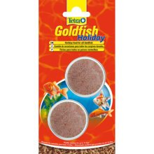 Tetra Goldfish Holiday 2x12g Aquarium 14 Day Food Block
