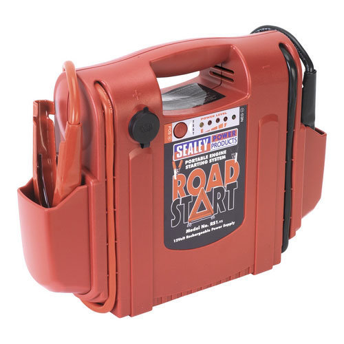 Sealey RS1 12V RoadStart Emergency Power Pack 1000 Peak Amps