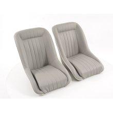 FK Sportseat Auto Bucket seats Set in Motorsport-look