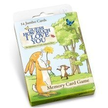 Guess How Much I Love You Memory Card Game