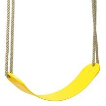 Swing King Swing Seat Flex Plastic Yellow 2521032
